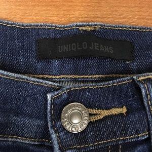 c1e34985 Uniqlo Jeans - NWOT Uniqlo Dark Wash Jeans